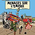 Menaces sur l'empire - pierre veys, nicolas barral