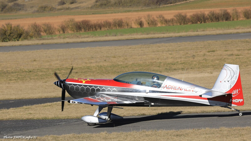 Photos JMP©Koufra 12 - La Cavalerie - Aérodrome - avion - Voltige - Extra 300 - 03032019 - 0523