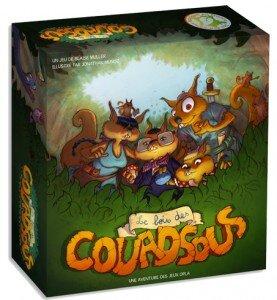 Boutique jeux de société - Pontivy - morbihan - ludis factory - Bois des Couadsous
