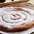 Mon top 10 les gâteaux: n°7: l'ensaïmada (majorque, espagne)