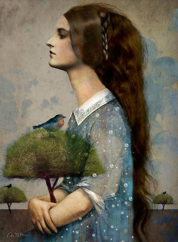 Catrin Welz-Stein - German Surrealist Graphic Designer - Tutt'Art@ (20)