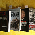 Livres : toujours plus forts !