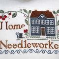 Sal home of a needleworker - photos reçues !