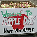 Today is apple day !!!! + édit