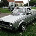 Volkswagen golf caddy pickup-1985