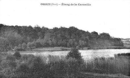 OHAIN-L'Etang de la Carnaille