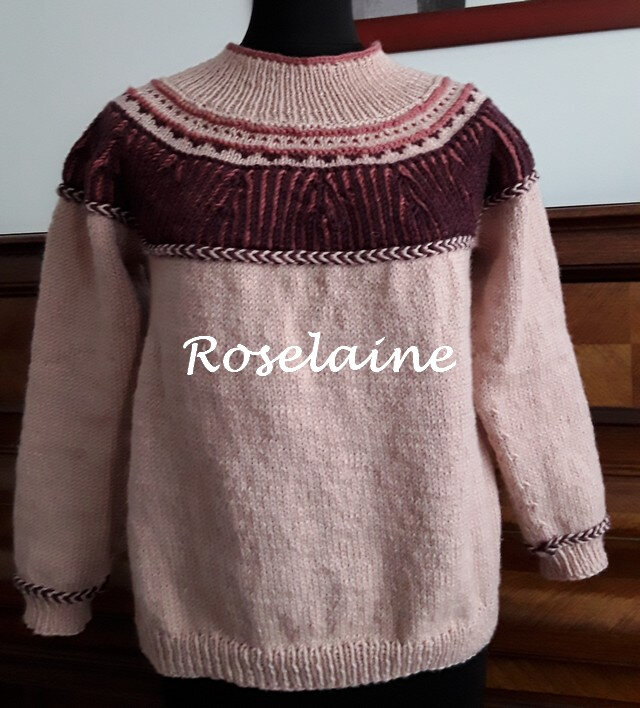 Roselaine Mikado by DROPS Design