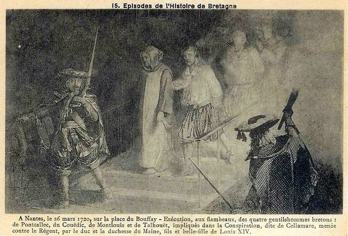 Nantes - exécution