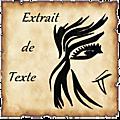 Extrait = égaré dans le labyrinthe des âmes