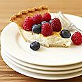 Tarte ricotta & fruits rouges 5pp