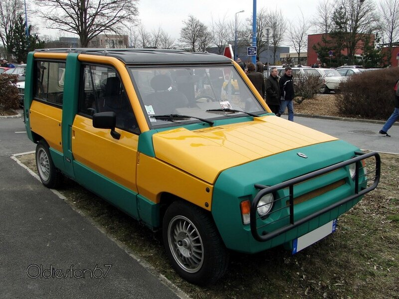 renault teilhol rodeo 5 1981 1987 a