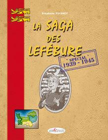 La saga des Lefébure de Stéphane Puisney