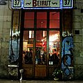 Barcelone, bar Beirut (Espagne)