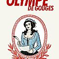Olympe de Gouges de Catel et Bocquet
