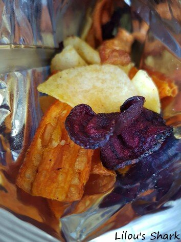 chips legumes