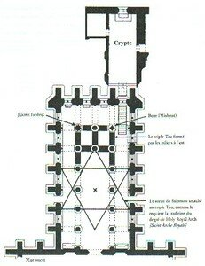 rosslyn_chapel_plan