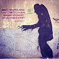MADRID : un mur, un tag (Espagne)