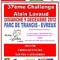 Cross evreux