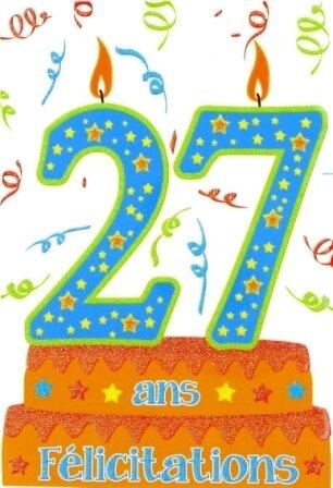 27 ans déjà - Le blog d'une généalogiste