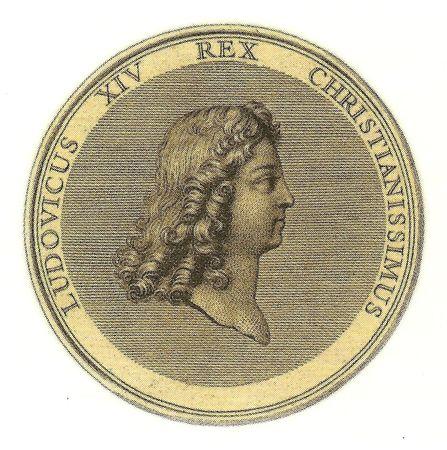 Médaille Avers Revue ''Vivre le Territoire'' janvier-février 2002