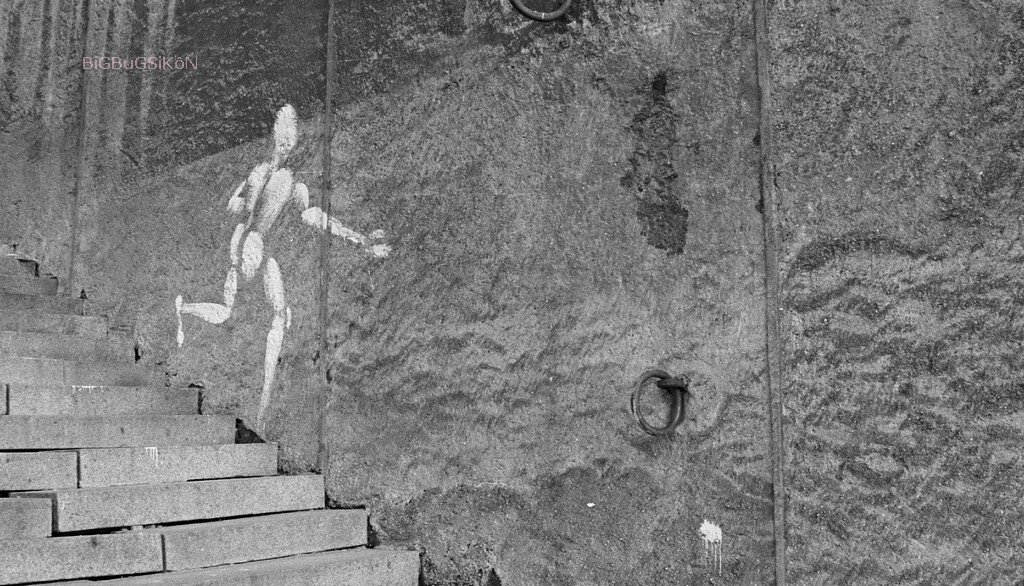 0004- Jérome MEsnager sur les quais de la seine - 1984
