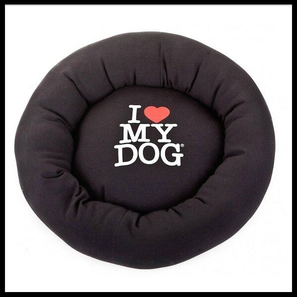planete chien i love my dog coussin 2