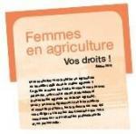 guide droits des femmes en agriculture 2015
