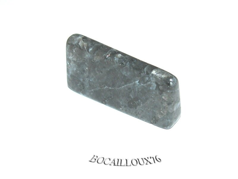 PORTE COUTEAU LARVIKITE 11 - 40x19x10mm - ART DE LA TABLE