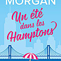 Un été dans les hamptons [from new york with love #2] de sarah morgan