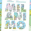 Milanimo, un livre-cd de julien baer illustré par philippe katerine... et une interview !