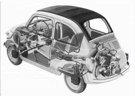 Fiat_Nuova_500_prima_serie_-_spaccato