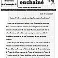 Cahiers de devoirs : chapitre 24 : de ma méthode pour diriger les débats du conseil général