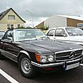 MERCEDES 450 SL R107 cabriolet version US 1973 Créhange (1)
