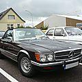 MERCEDES 450 SL R107 cabriolet version US 1973 Créhange (1)