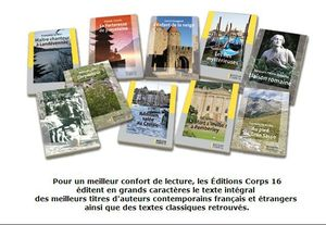 EDITIONS CORPS 16