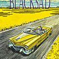 amarillo, blacksad prend la route
