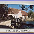 Montipouret - Moulin d'Angibault