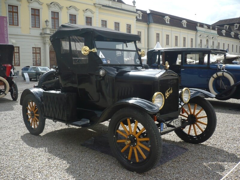 FORD Model T roadster 1923 Ludwigsburg (1)