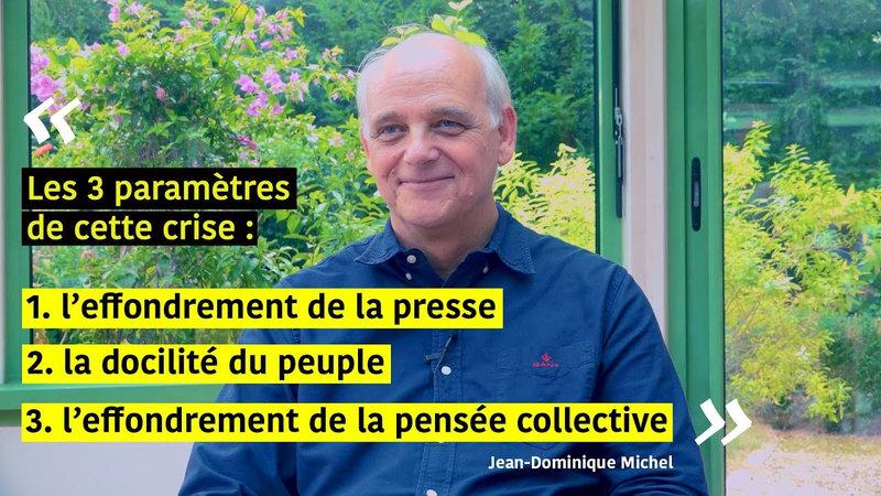 - Anthropologie de la santé & Covid-19, l'analyse complète de Jean-Dominique Michel - Nexus