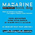 Participation au mazarine book day