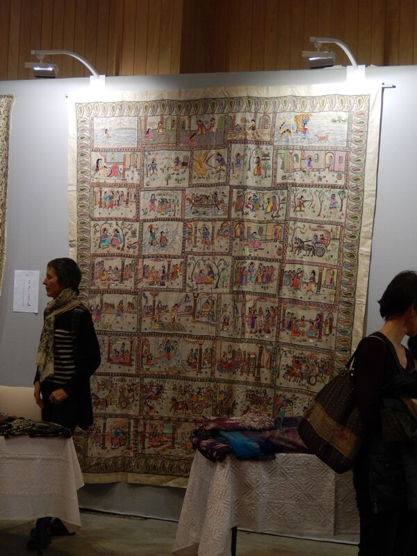 art du kantha SHE