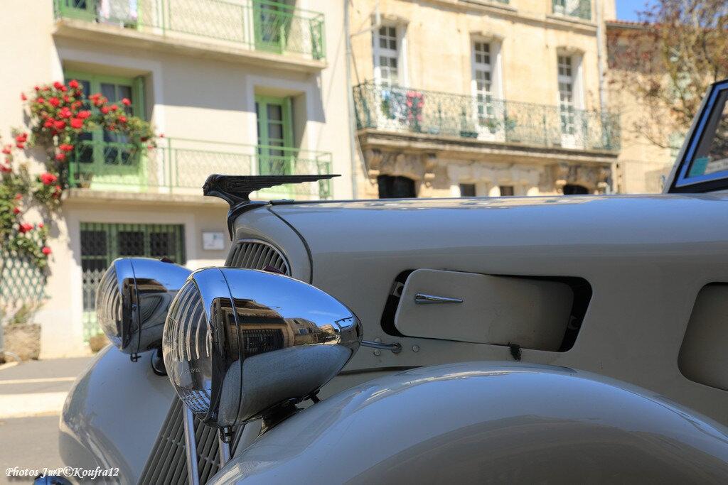 Photos JMP©Koufra 12 - Le Caylar - Traction Avant - 16062019 - 0008