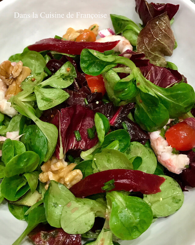 Salade de Mache 3