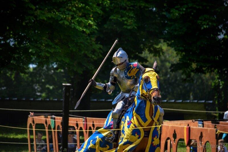 Femmes-chevaliers au Moyen Âge Chevalerie Initiatique - tournois dû à la plume de René d'Anjou (1)