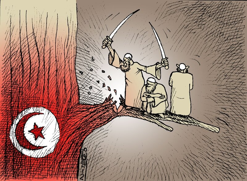 The-Danger-of-Tunisian-Salafists