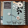 Plus d'inspiration avec le kit multi pages de mars 2014