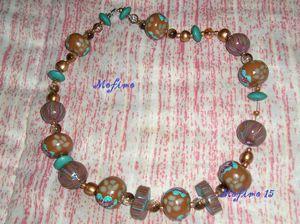 photo collier marron bleu 001
