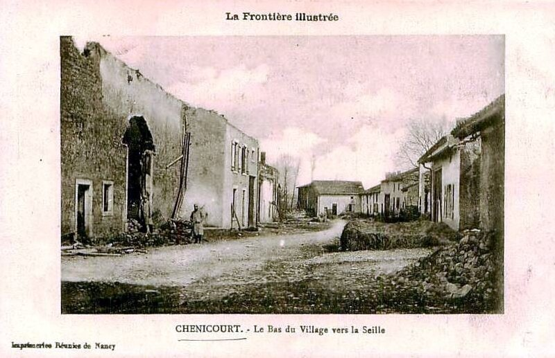 1918-10-11 - Chenicourt