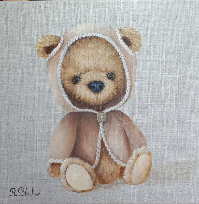 2018 collection peluche 5 30x30cm