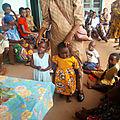 Vos enfants de mikalayi vous remercient de votre aide pour les festivités de fin de l'année 2020